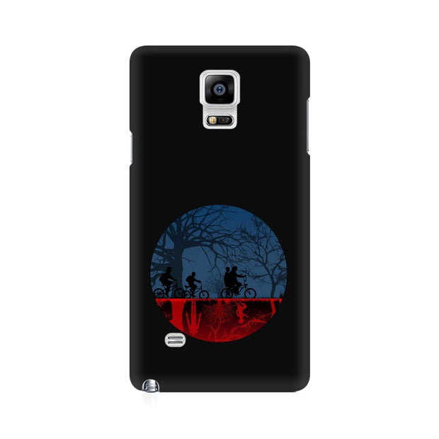 Samsung Note 4 Stranger Things Fan Art Phone Cover & Case