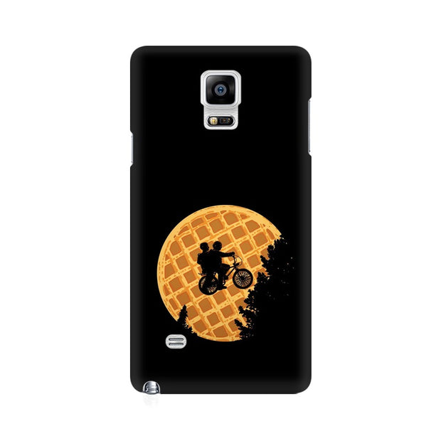 Samsung Note 4 Stranger Things Pancake Minimal Phone Cover & Case