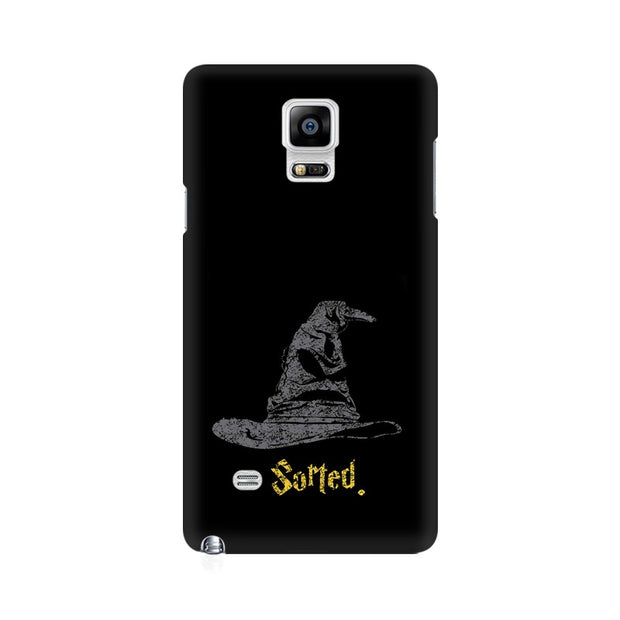 Samsung Note 4 Sorting Hat Harry Potter Phone Cover & Case