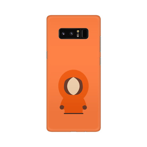 Samsung Note 8 Kenny Minimal South Park Phone Cover & Case