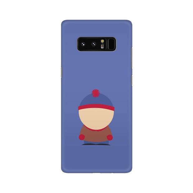Samsung Note 8 Stan Marsh Minimal South Park Phone Cover & Case