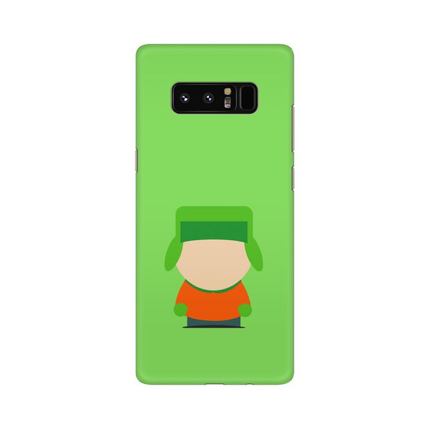 Samsung Note 8 Kyle Broflovski Minimal South Park Phone Cover & Case