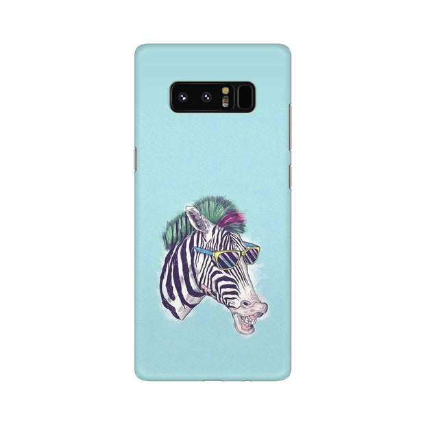 Samsung Note 8 The Zebra Style Cool Phone Cover & Case