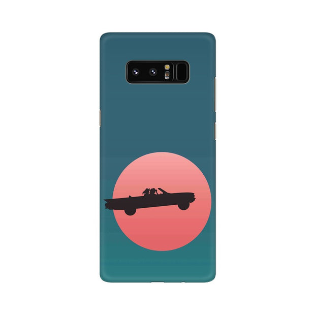 Samsung Note 8 Thelma & Louise Movie Minimal Phone Cover & Case