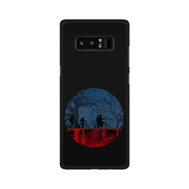 Samsung Note 8 Stranger Things Fan Art Phone Cover & Case