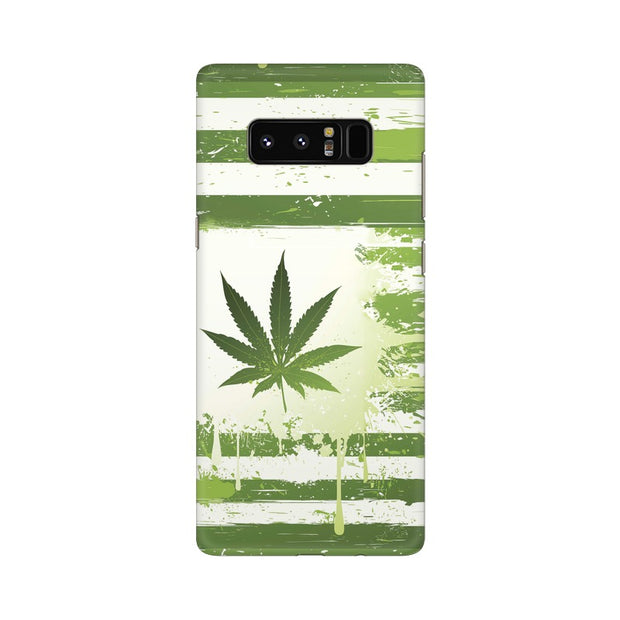 Samsung Note 8 Weed Flag  Phone Cover & Case