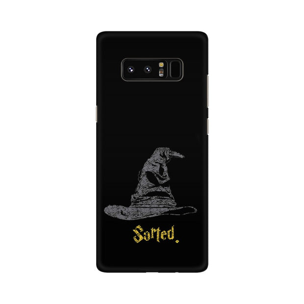 Samsung Note 8 Sorting Hat Harry Potter Phone Cover & Case