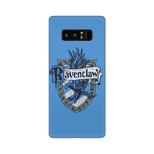 Samsung Note 8 Ravenclaw House Crest Harry Potter Phone Cover & Case