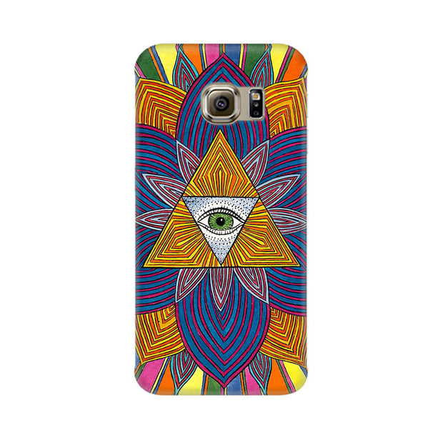 Samsung S6 Edge The Eye Phone Cover & Case
