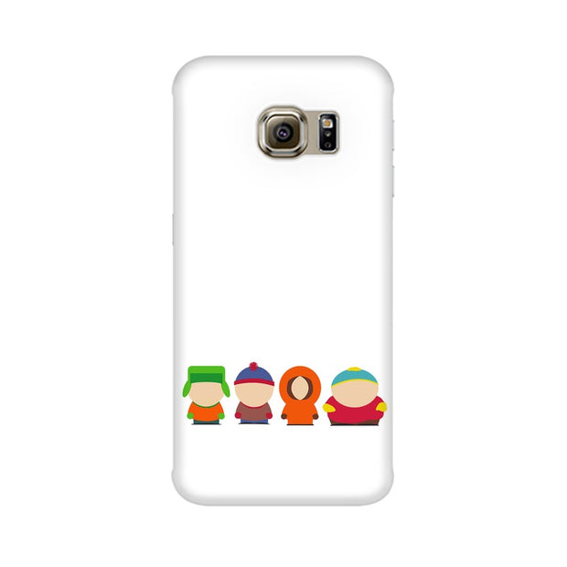Samsung S6 Edge South Park Minimal Phone Cover & Case
