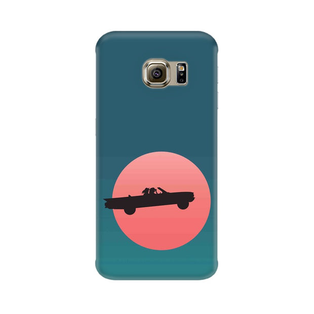 Samsung S6 Edge Thelma & Louise Movie Minimal Phone Cover & Case