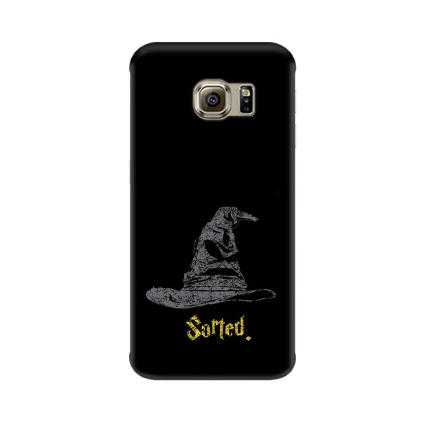 Samsung S6 Edge Sorting Hat Harry Potter Phone Cover & Case