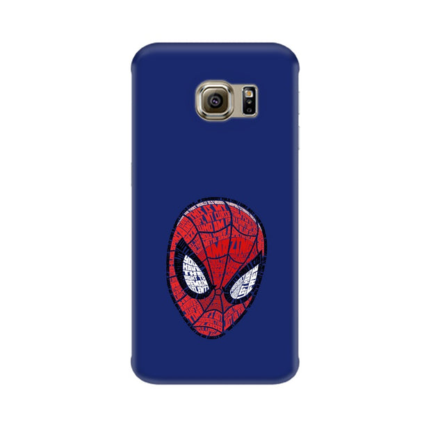 Samsung S6 Edge Spider Man Graphic Fan Art Phone Cover & Case
