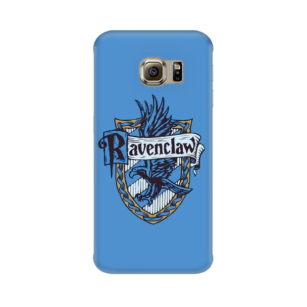 Samsung S6 Edge Ravenclaw House Crest Harry Potter Phone Cover & Case