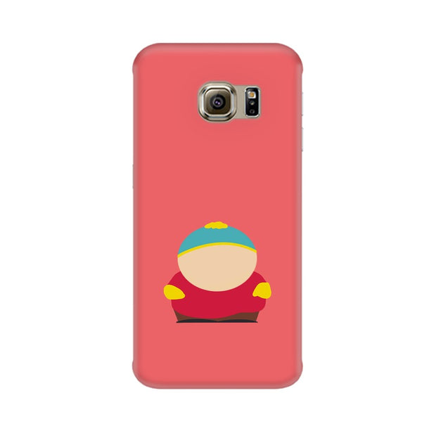 Samsung S6 Eric Cartman Minimal South Park Phone Cover & Case