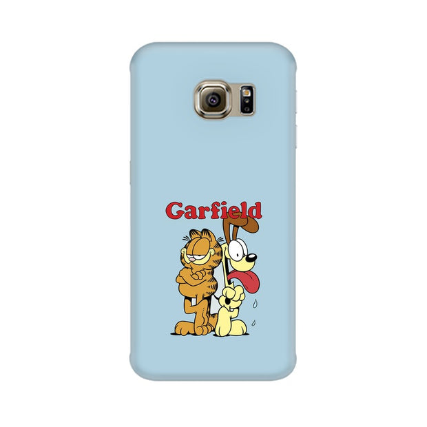 Samsung S6 Garfield & Odie Phone Cover & Case
