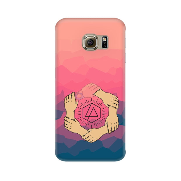Samsung S6 Linkin Park Logo Chester Tribute Phone Cover & Case