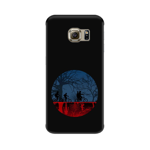 Samsung S6 Stranger Things Fan Art Phone Cover & Case