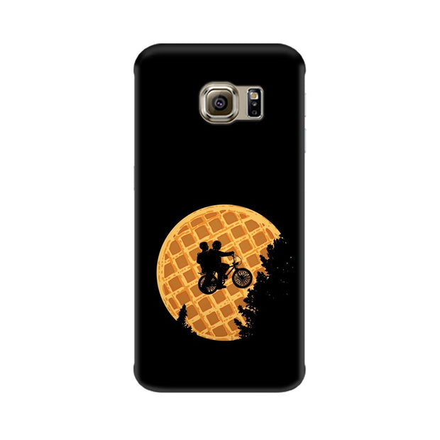 Samsung S6 Stranger Things Pancake Minimal Phone Cover & Case