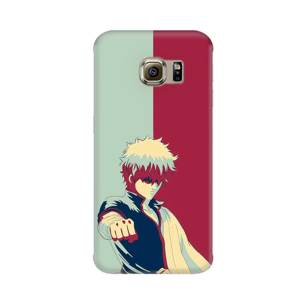 Samsung S6 Ichigo Bleach Anime Phone Cover & Case