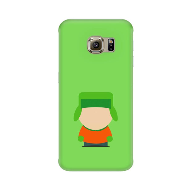 Samsung S7 Kyle Broflovski Minimal South Park Phone Cover & Case