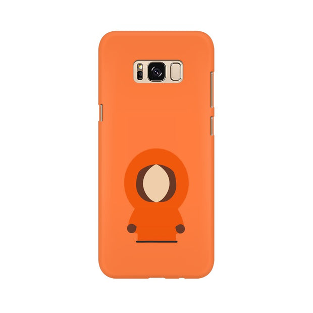Samsung S8 Plus Kenny Minimal South Park Phone Cover & Case