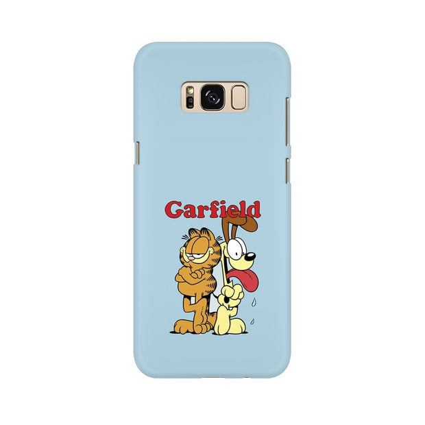 Samsung S8 Plus Garfield & Odie Phone Cover & Case
