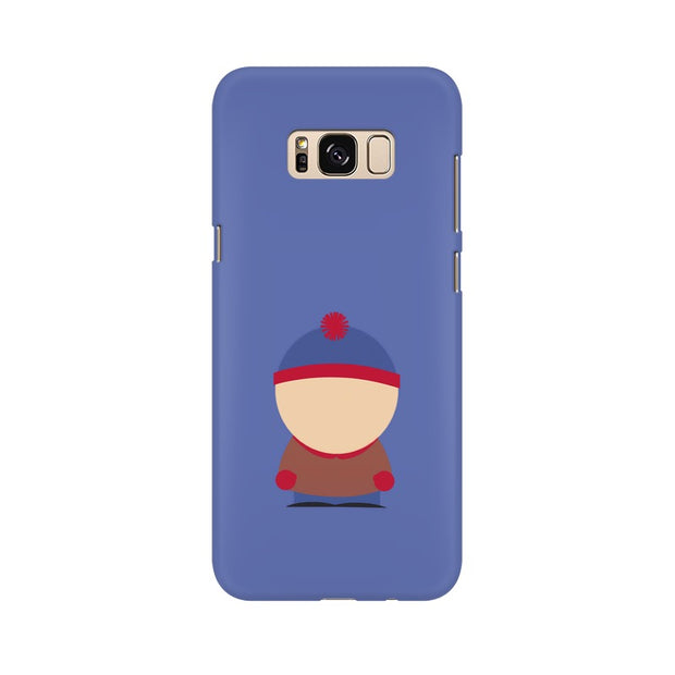 Samsung S8 Plus Stan Marsh Minimal South Park Phone Cover & Case