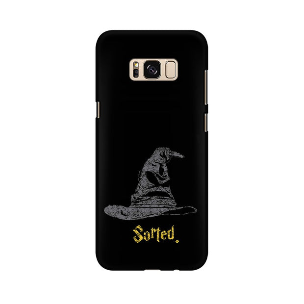 Samsung S8 Plus Sorting Hat Harry Potter Phone Cover & Case