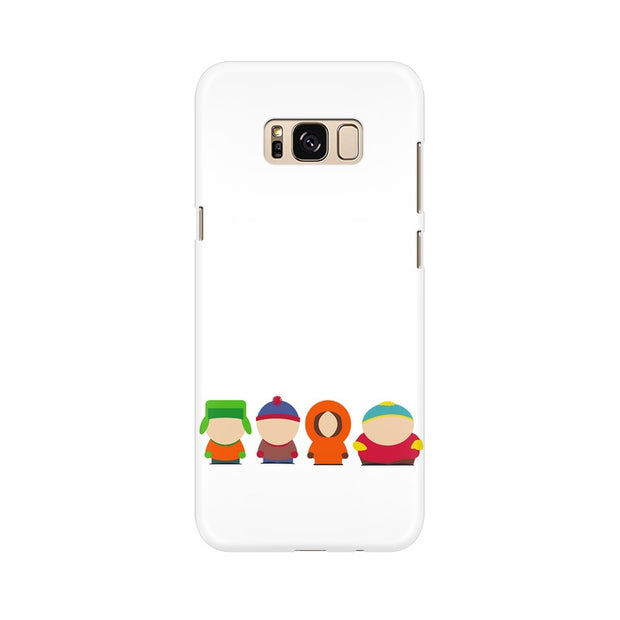 Samsung S8 South Park Minimal Phone Cover & Case