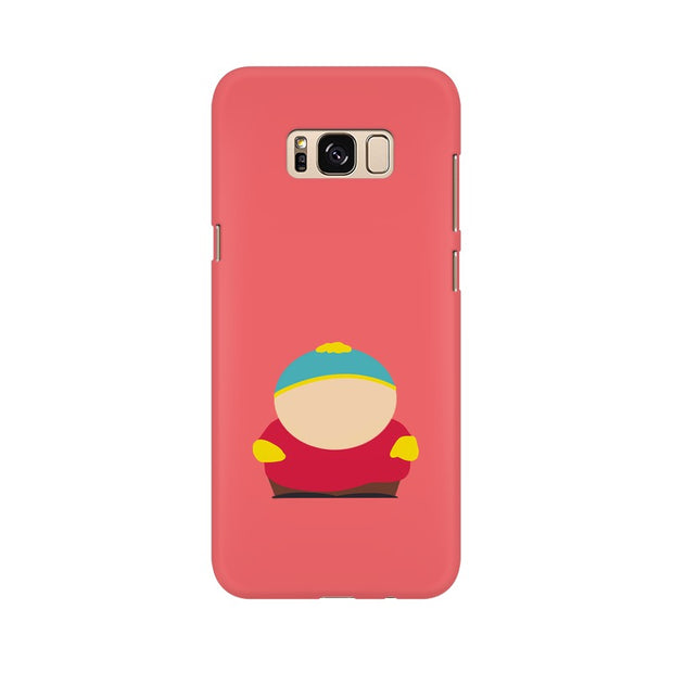 Samsung S8 Eric Cartman Minimal South Park Phone Cover & Case