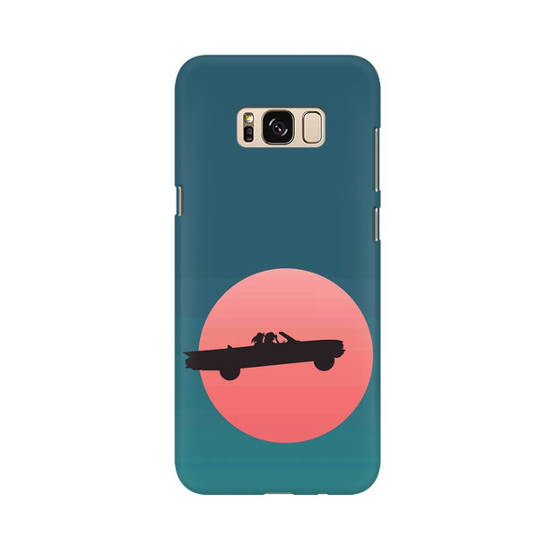 Samsung S8 Thelma & Louise Movie Minimal Phone Cover & Case
