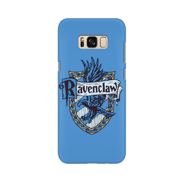 Samsung S8 Ravenclaw House Crest Harry Potter Phone Cover & Case
