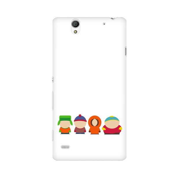 Sony Xperia C4 South Park Minimal Phone Cover & Case