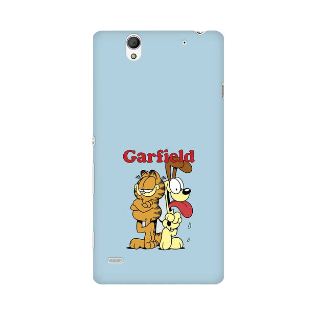 Sony Xperia C4 Garfield & Odie Phone Cover & Case