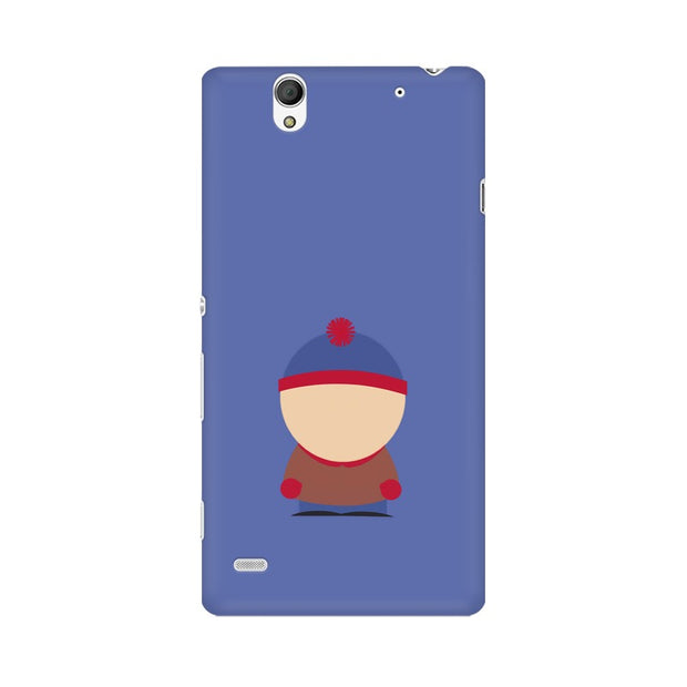 Sony Xperia C4 Stan Marsh Minimal South Park Phone Cover & Case