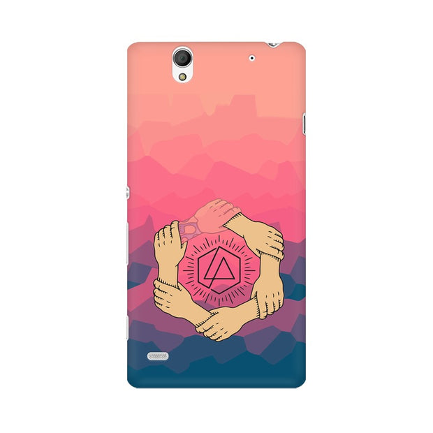 Sony Xperia C4 Linkin Park Logo Chester Tribute Phone Cover & Case