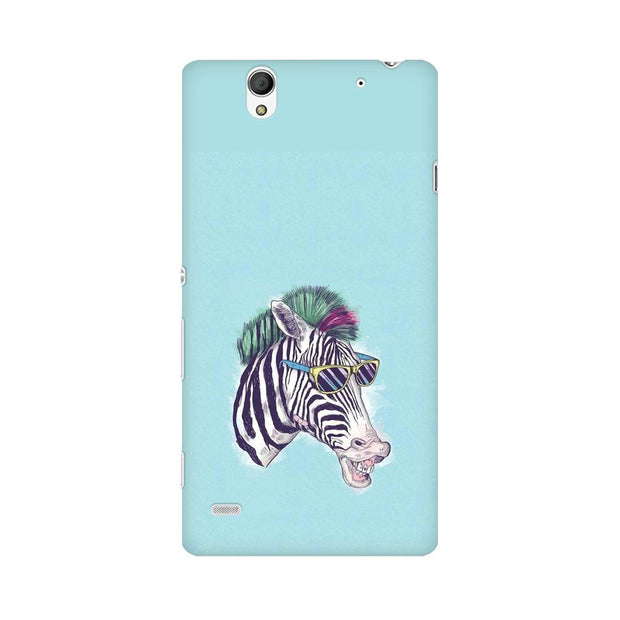 Sony Xperia C4 The Zebra Style Cool Phone Cover & Case