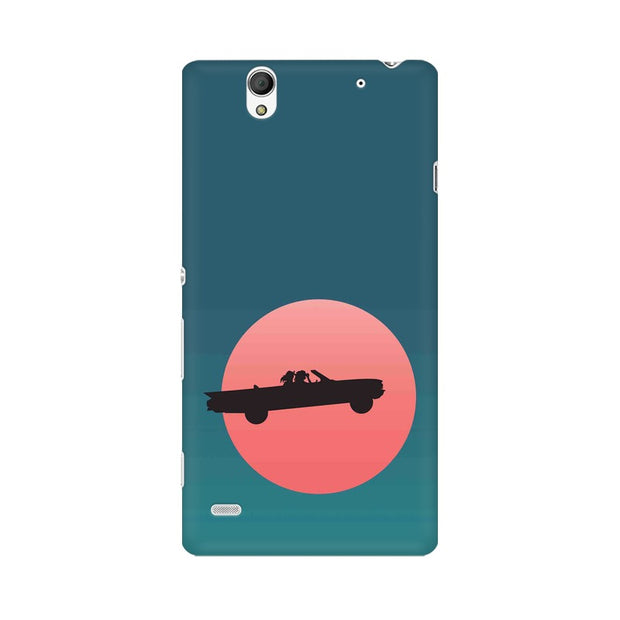 Sony Xperia C4 Thelma & Louise Movie Minimal Phone Cover & Case