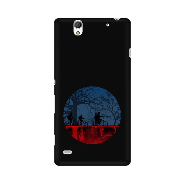 Sony Xperia C4 Stranger Things Fan Art Phone Cover & Case