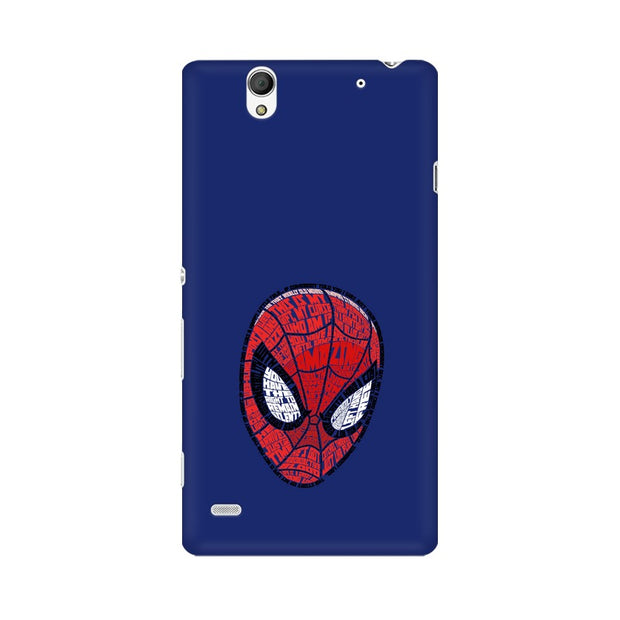 Sony Xperia C4 Spider Man Graphic Fan Art Phone Cover & Case