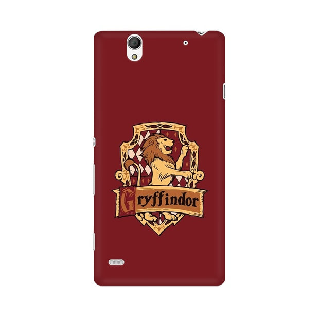 Sony Xperia C4 Gryffindor House Crest Harry Potter Phone Cover & Case