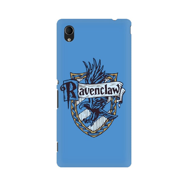 Sony Xperia M4 Aqua Ravenclaw House Crest Harry Potter Phone Cover & Case