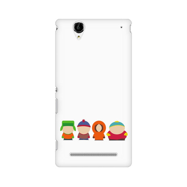 Sony Xperia T2 Ultra South Park Minimal Phone Cover & Case