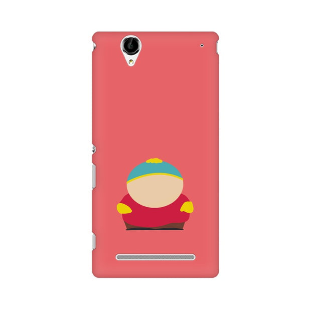 Sony Xperia T2 Ultra Eric Cartman Minimal South Park Phone Cover & Case