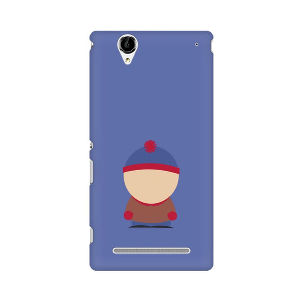 Sony Xperia T2 Ultra Stan Marsh Minimal South Park Phone Cover & Case