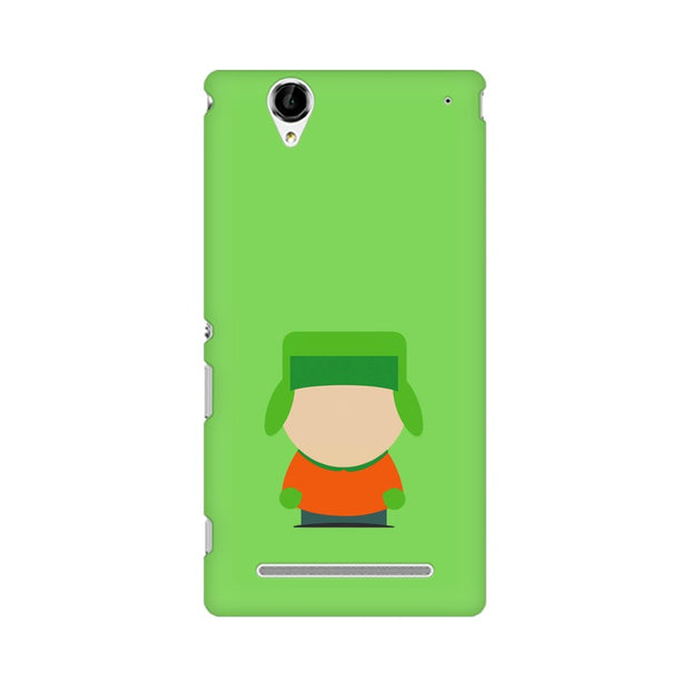 Sony Xperia T2 Ultra Kyle Broflovski Minimal South Park Phone Cover & Case