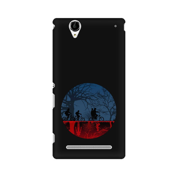 Sony Xperia T2 Ultra Stranger Things Fan Art Phone Cover & Case