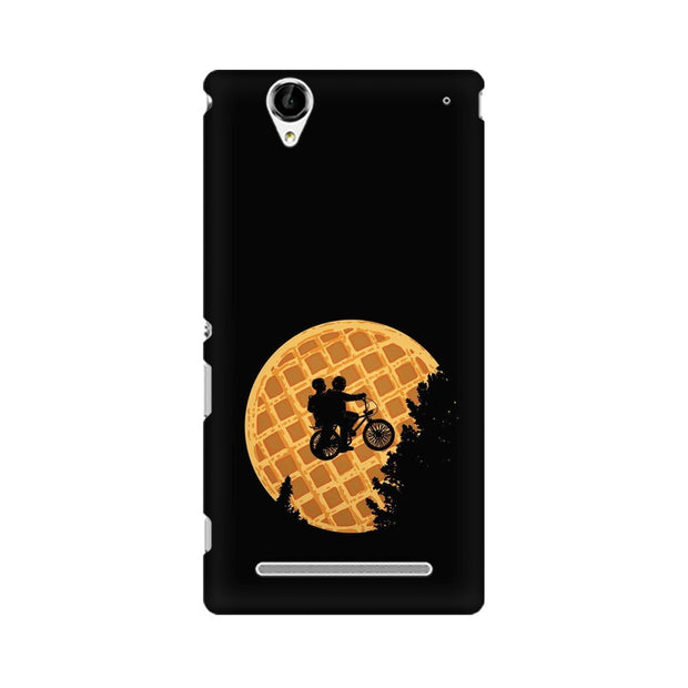Sony Xperia T2 Ultra Stranger Things Pancake Minimal Phone Cover & Case