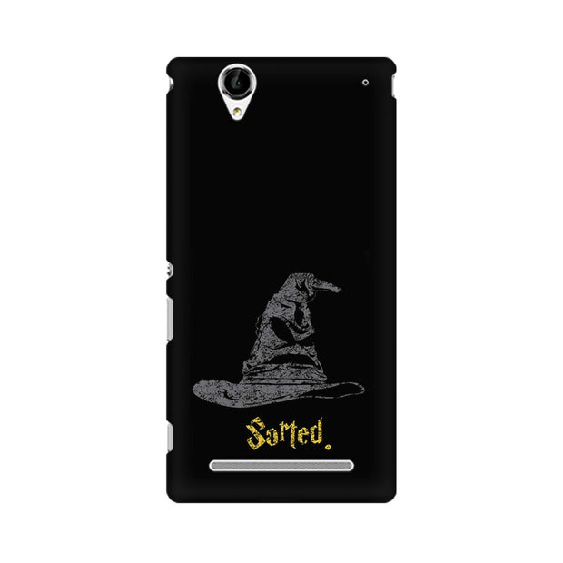 Sony Xperia T2 Ultra Sorting Hat Harry Potter Phone Cover & Case